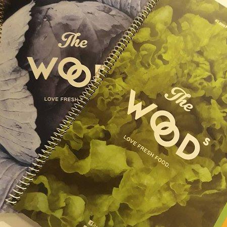 The Woods - Love Fresh Food: menus