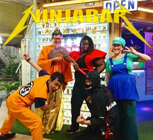 NinjaBar Asakusa