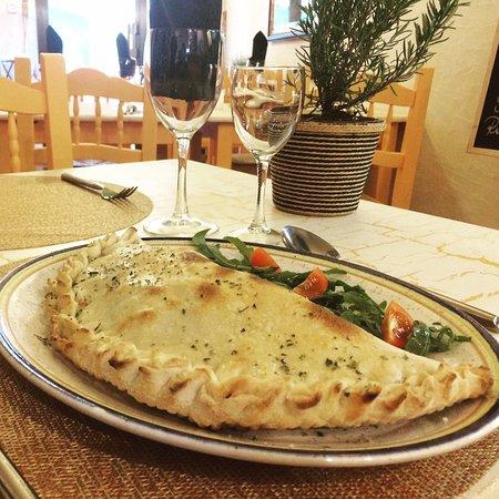 Pizza La Vecchia Roma