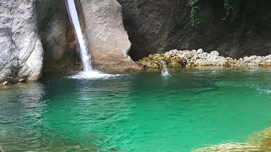 Malbacco Waterfalls
