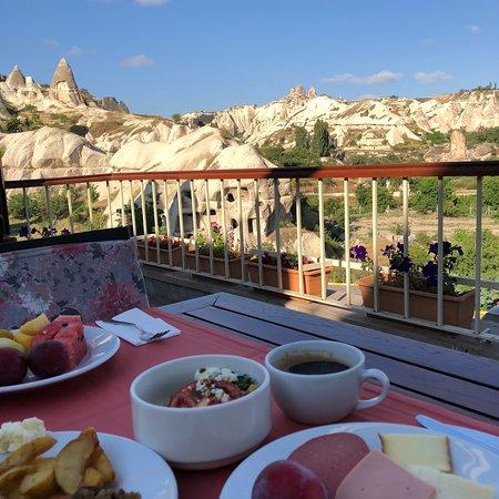 Goreme Kaya Hotel: The cave hotel!