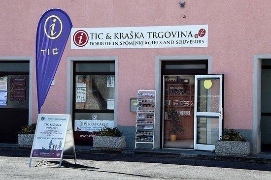 Tourist Information Centre Lokev