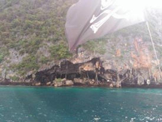 Phi Phi Pirate Boat: al abordaje!