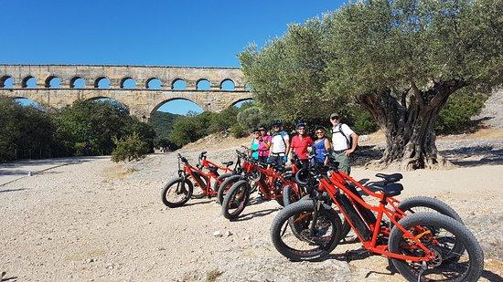 Cabrieres, France: Promenade au Pont du Gard