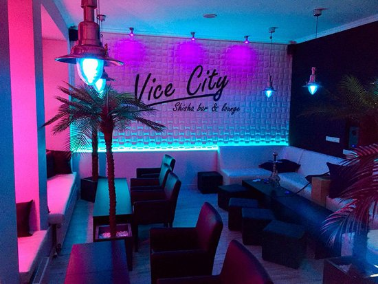 Vice City Shisha Bar & Lounge