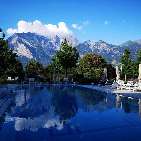 Grand Resort Bad Ragaz-bild