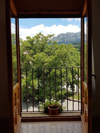 Escalona, Spanien: Lovely view from our room