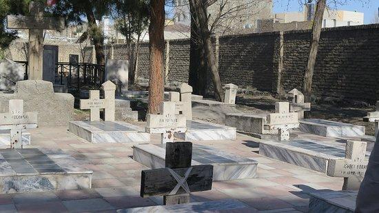 Armenian Cemetery