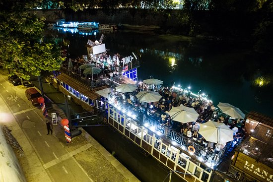Rome's Ultimate Party : Boat Party in Rome