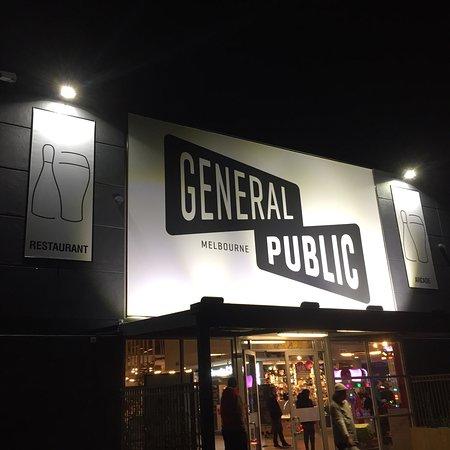 General Public Melbourne