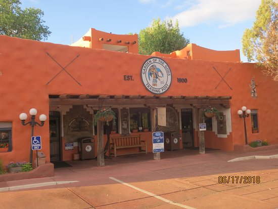 garden of the gods trading post exterior - Garden Of The Gods Trading Post