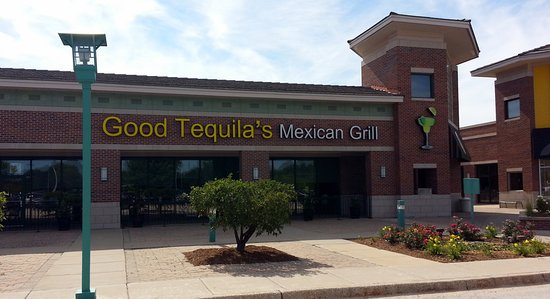 Front Of Entrance To Shaded Dining At Good Tequila S Mexican Grill