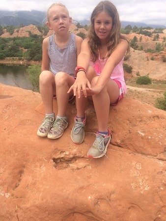 Red Rock Canyon照片