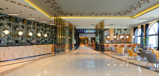 Vravrona, Greece: Hotel Lobby