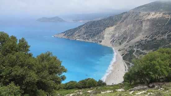 Kokolis Travel: Myrtos bay