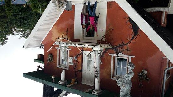 Haus Steht Kopf照片