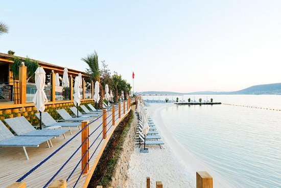 Alacati, Turkey: Beach Club