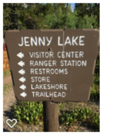 Grand Teton National Park: There is a boat ride to access the other side of the lake