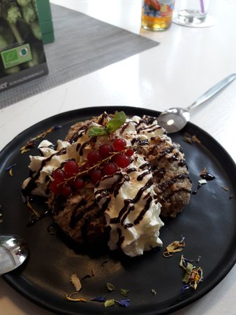 Restaurant Gimsenwirt: Portion..