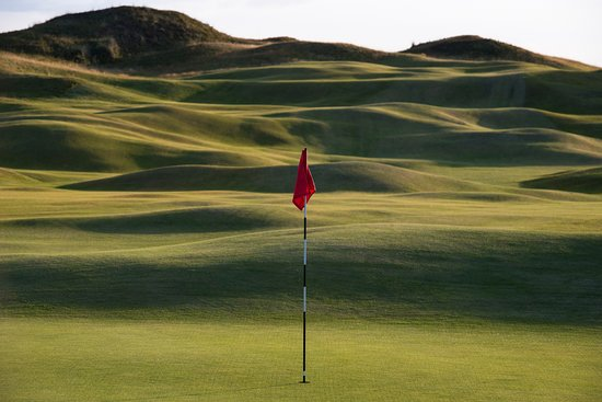 Donabate, Irlandia: 5th hole at The Island Golf Club