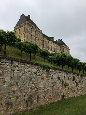 Chateau de Hautefort: Kasteel Hautefort