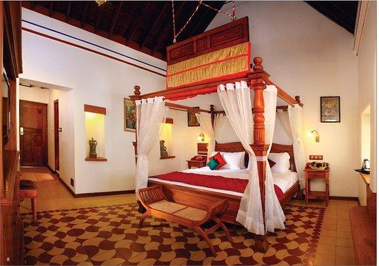 CHIDAMBARA VILAS-LUXURY HERITAGE RESORT (Pudukkottai, Tamil