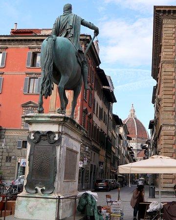 Equestrian Monument of Ferdinando I