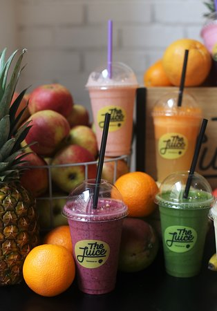Go to our new juice bar and try one of our many vitamin filled smoothies! Only in Palmoticeva