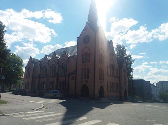 Palosaaren kirkko