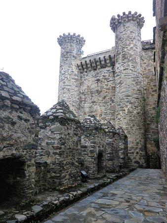Castillo de los Templarios: Appena dopo l'ingresso.