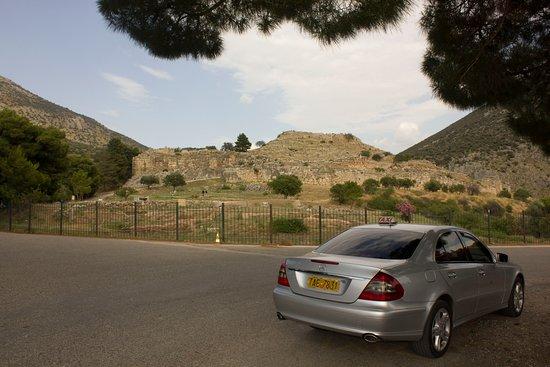Mycenae Taxi Tours