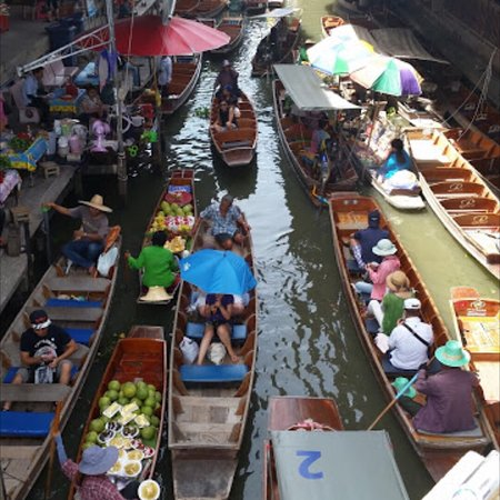 Thoon Bangkok Taxi: Floating market www.thonbangkoktaxi.com