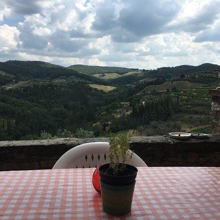 Montefioralle, Italy: Alberto's Home Restaurant