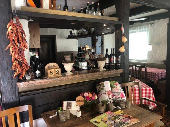 Plochingen, Germany: Ein bissien italien