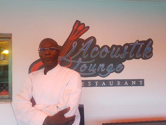 Saint-Laurent-du-Maroni, Guyana Francese: Le Chef COULIBALY