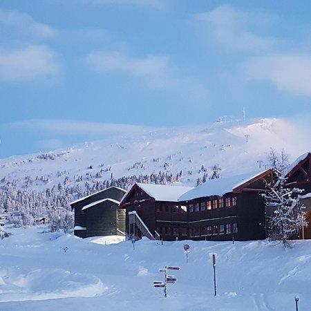 Gausdal Municipality, Norway: Skeikampen Alpinsenter