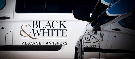 Blackandwhite Algarve Transfers