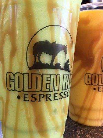 Golden Rush Espresso
