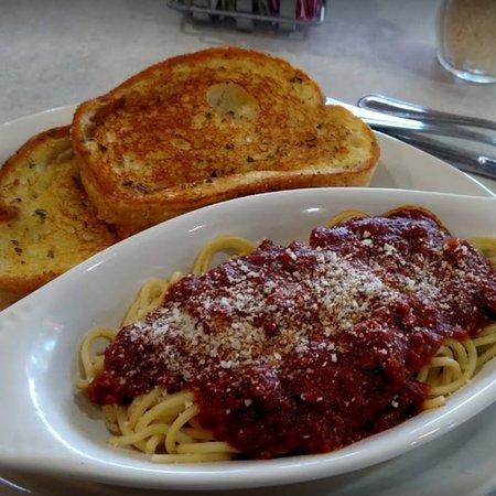 Kaukauna, WI: Spaghetti