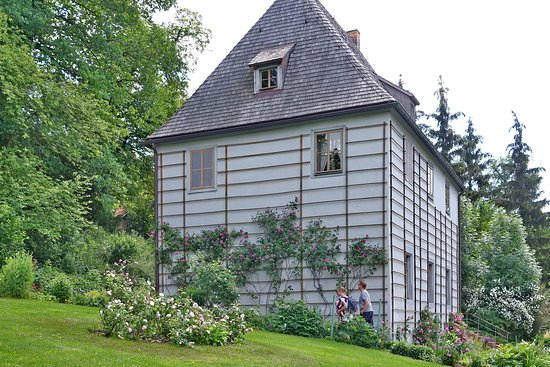 The Famous Garden House Of Goethe Review Of Goethes