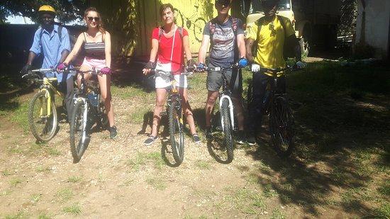 Mombasa Go-Kart: Merci pour la photo