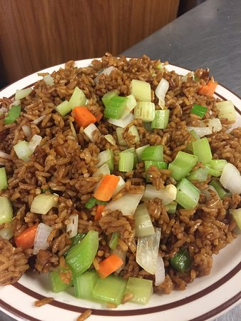 Fords, NJ: Vegetable Fried Rice