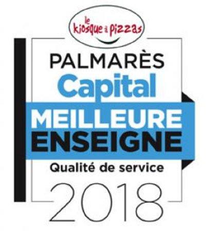 Saint-Mars-du-Desert, France: Palmarès Meilleur Enseigne 2018