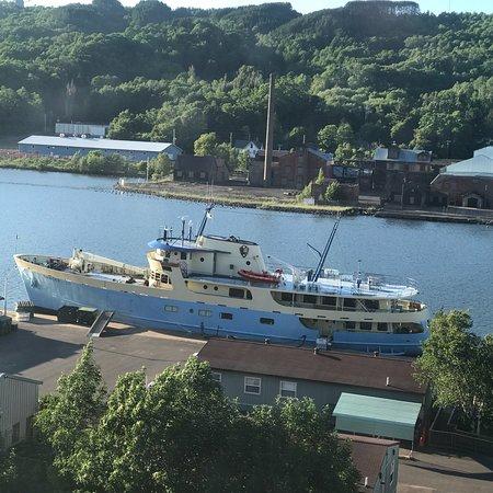 Isle Royale Ranger III Ferry