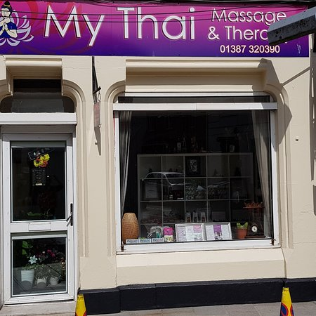 Dumfries, UK: My Thai Massage & Therapy. Traditional Thai massage. Deep tissue and stretching body.