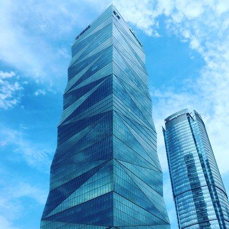 Fairmont Nanjing : Beautiful building.