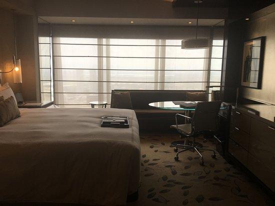 Fairmont Nanjing : Cozy room.