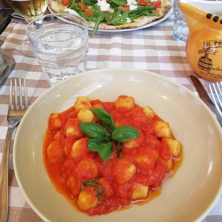 Nettes kleines Restaurant im Herzen von Trastevere