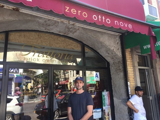 Entrance Picture Of Zero Otto Nove Bronx Tripadvisor