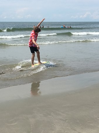 Fripp Island, Carolina del Sur: Fun on the beach